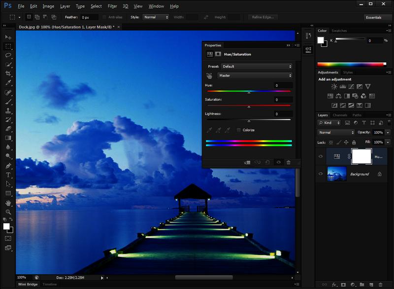 Photoshop bản CS6 được nâng cấp nhiều tính năng mới