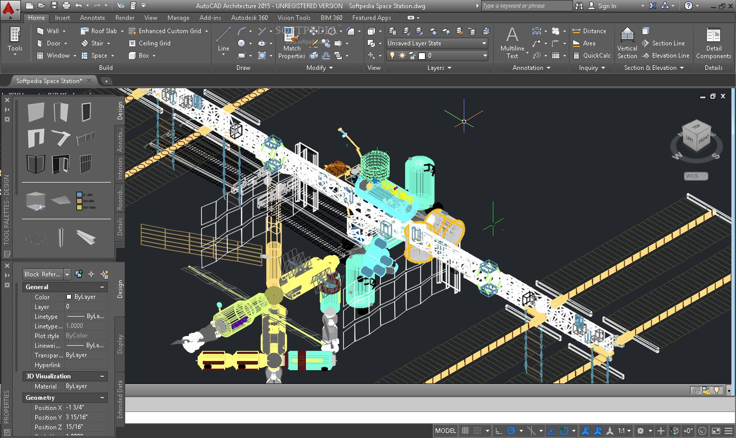 Autocad 2015 cải tiến và tích hợp nhiều tính năng về thiết kế