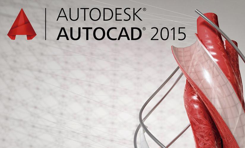 Phần mềm đồ họa Autocad 2015