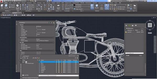 Phần mềm giúp tối ưu việc thiết kế, tiết kiệm thời gian