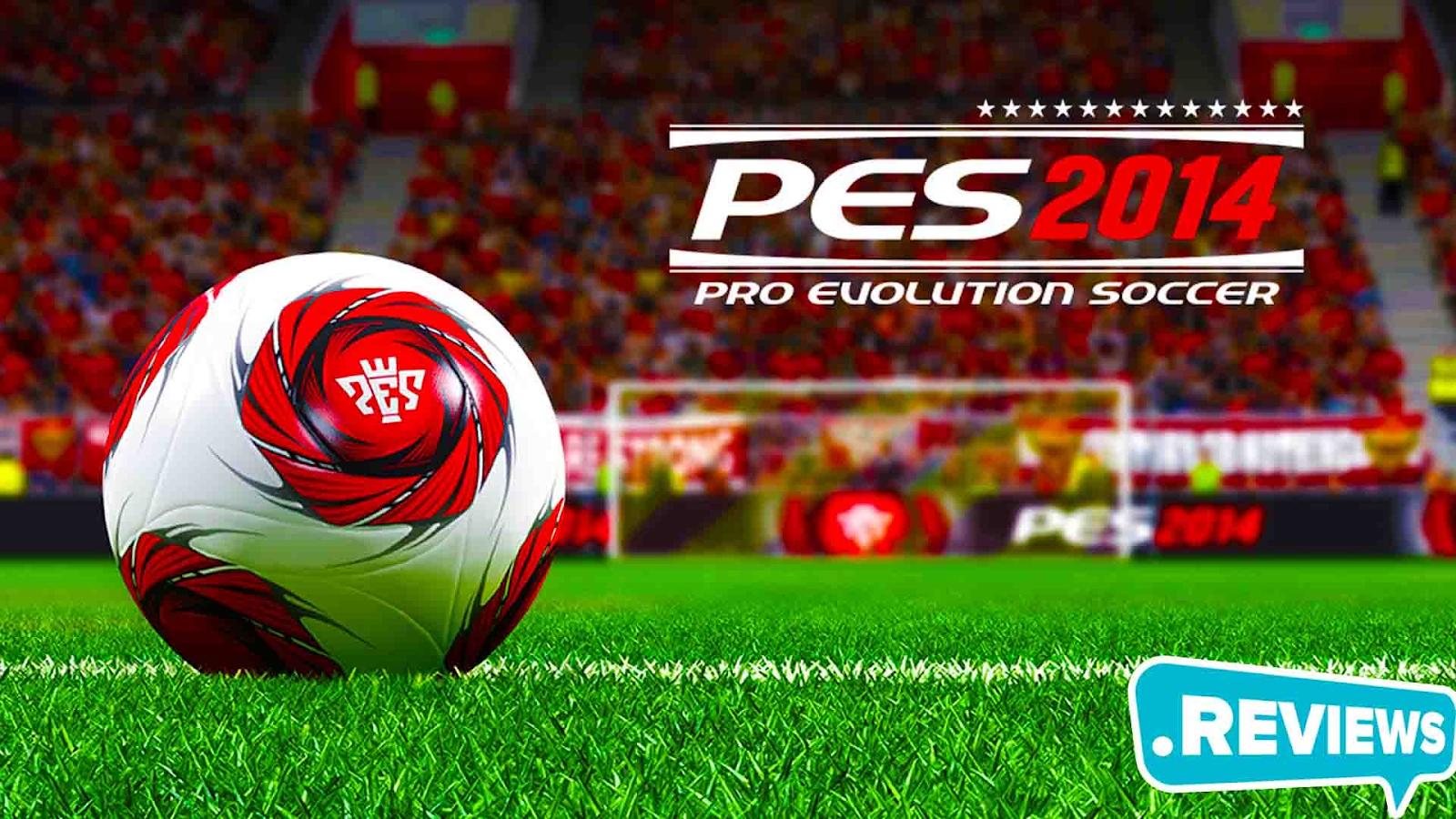 PES 2014 là viết tắt của Pro Evolution Soccer 2014, là sản phẩm game bóng đá