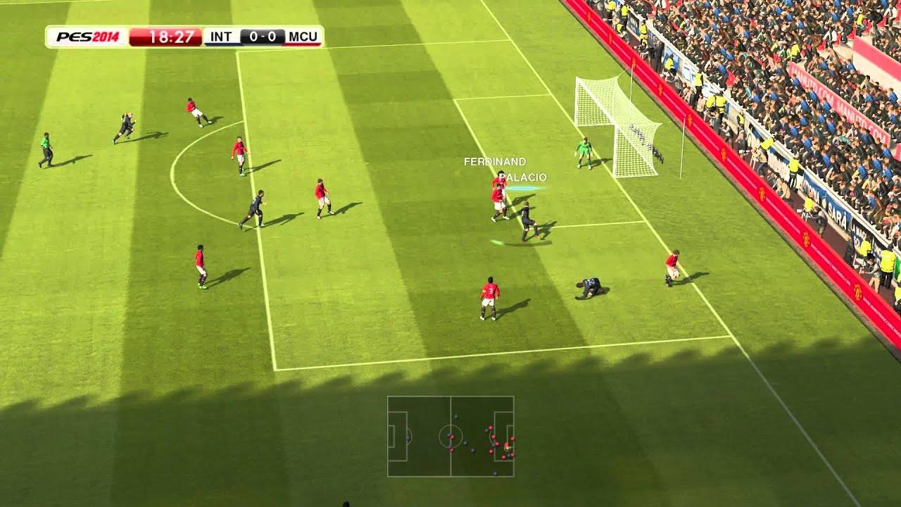 Cách thức người chơi trải nghiệm PES 2014 là như thế nào?