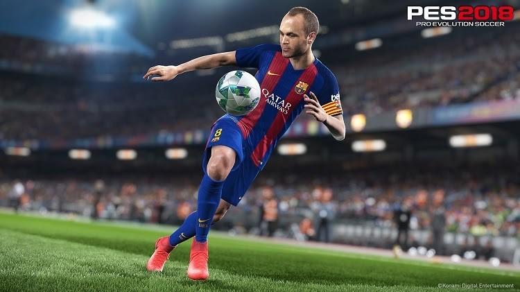 Các cầu thủ trong PES sẽ được làm giống trong thực t so với phiên bản cũ