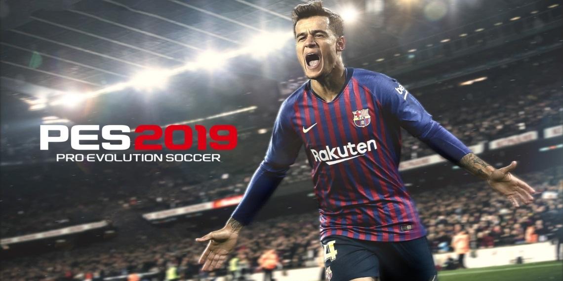 Phiên bản PES 2019 với nhiều tính năng nổi bật dành cho người chơi